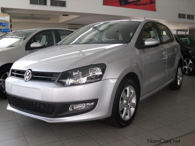 Volkswagen New Poloin Namibia