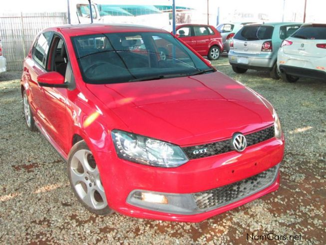 used volkswagen polo 6 gti 2010 polo 6 gti for sale. Black Bedroom Furniture Sets. Home Design Ideas