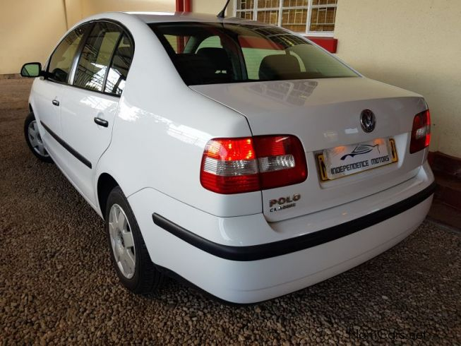 Volkswagen Polo 1.4 Trendline Sedan in Namibia