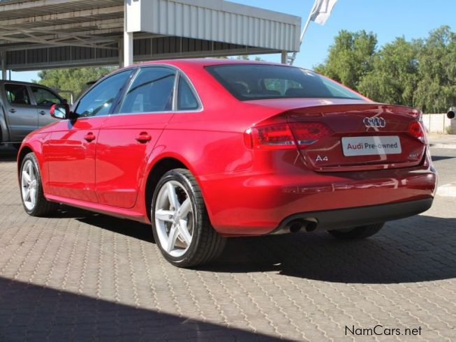 Used Audi A4 2 0 T 2011 A4 2 0 T For Sale Windhoek