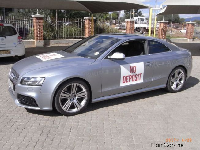 used audi a5 rs5 2011 a5 rs5 for sale windhoek audi a5. Black Bedroom Furniture Sets. Home Design Ideas