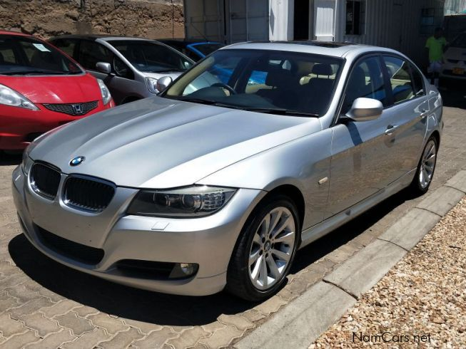 BMW 320i in Namibia