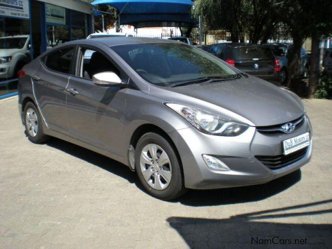 Used Hyundai Elantra 1 6 Gls 2011 Elantra 1 6 Gls For