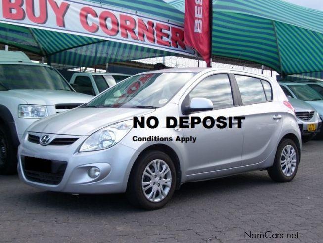 Used Hyundai I20 1 4 2011 I20 1 4 For Sale Windhoek