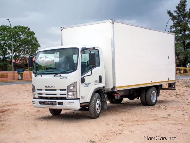 Used Isuzu NPR 400 | 2011 NPR 400 for sale | Windhoek Isuzu
