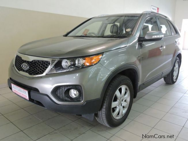 used kia sorento 2011 sorento for sale walvis bay kia. Black Bedroom Furniture Sets. Home Design Ideas
