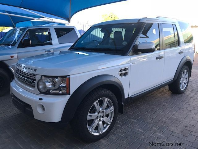 Used Land Rover Discovery 4 3 0 Td Sd V6 S 2011 Discovery 4 3 0 Td Sd V6 S For Sale Windhoek