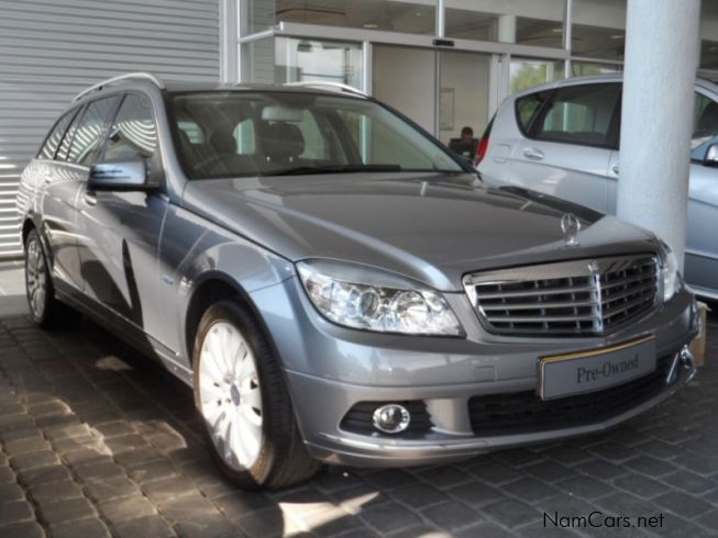Mercedes-Benz C200 CGI in Namibia