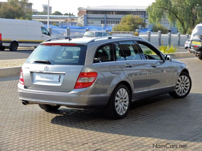 Used mercedes benz c200 estate 2011 c200 estate for sale for Used mercedes benz cars for sale