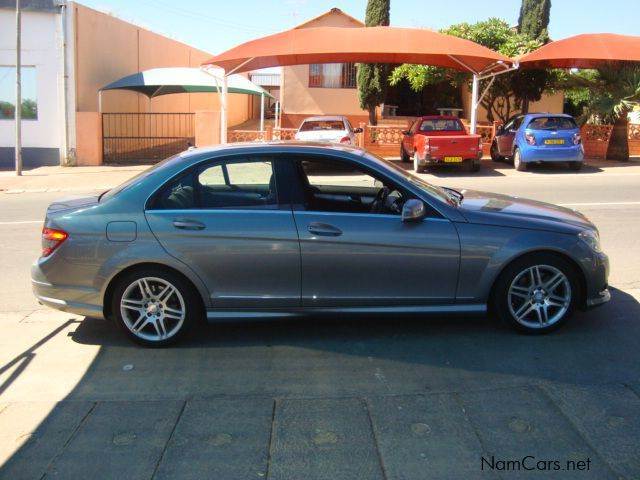 used mercedes benz c300 avantgarde amg 2011 c300