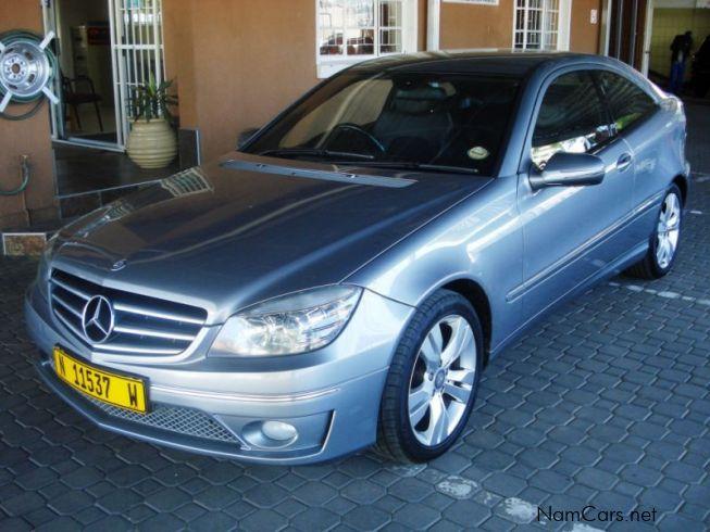 Used mercedes benz clc 180 kompressor 2011 clc 180 for Mercedes benz kompressor price