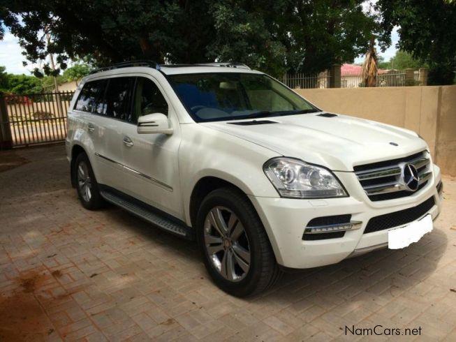 Used Mercedes Benz Gl500 V8 2011 Gl500 V8 For Sale