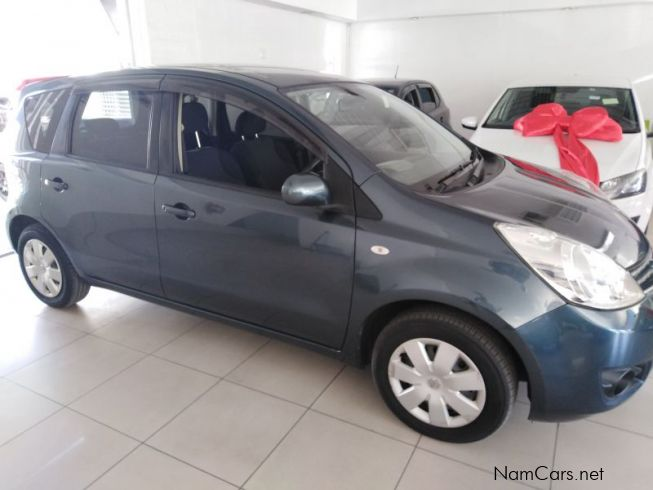 Nissan Note in Namibia