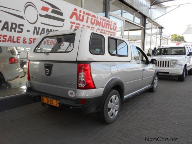 Nissan Np200 1.6 A/c P/u in Namibia