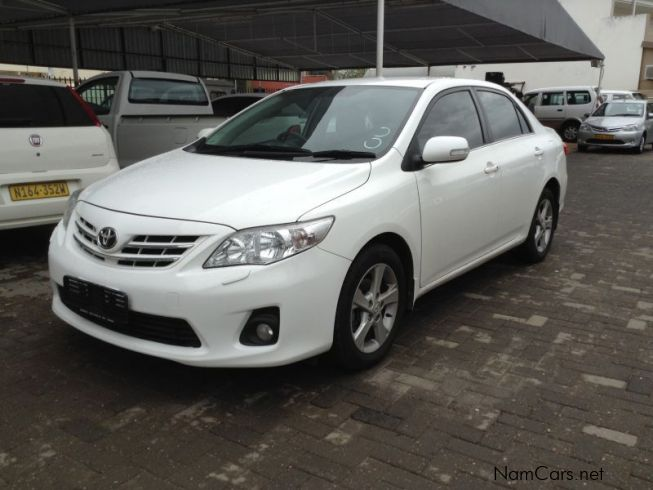 used toyota corolla 2 0 exclusive 2011 corolla 2 0 exclusive for sale windhoek toyota. Black Bedroom Furniture Sets. Home Design Ideas