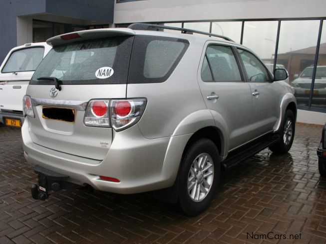 used toyota fortuner 2 5 d4d 4x2 manual 2011 fortuner 2