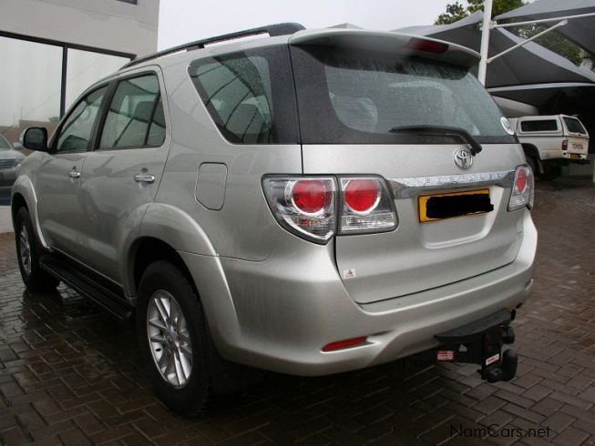 Used Toyota Fortuner 2 5 D4d 4x2 Manual 2011 Fortuner 2 5 D4d 4x2 Manual For Sale Windhoek
