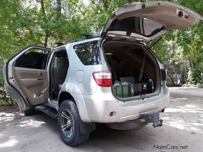 Used Toyota Fortuner 4x4 3 0 Litre   2011 Fortuner 4x4 3 0