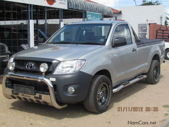 Suzuki Car Dealership >> Used Toyota HILUX 2.0 VVTI S P/U S/C | 2011 HILUX 2.0 VVTI ...