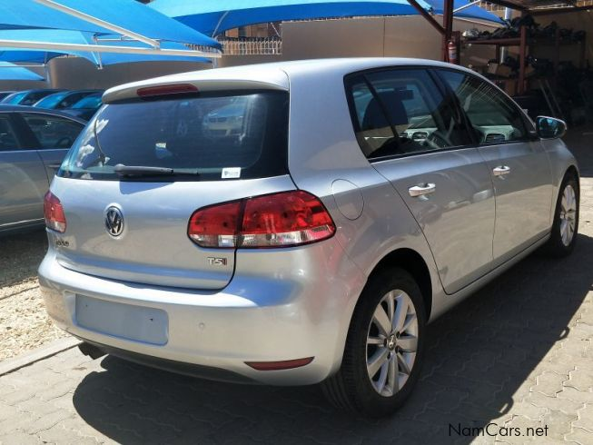 Volkswagen GOLF in Namibia