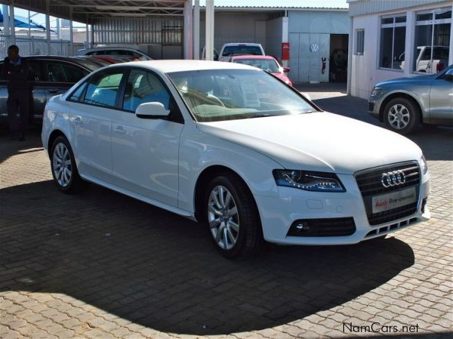 Used Audi A4 2 0 Tdi 2012 A4 2 0 Tdi For Sale Windhoek
