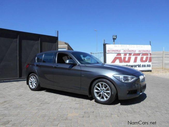 Used BMW 1 Series 118i Urban Line 5dr | 2012 1 Series 118i Urban ...