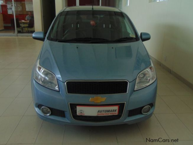 Chevrolet Aveo 1.6LS in Namibia