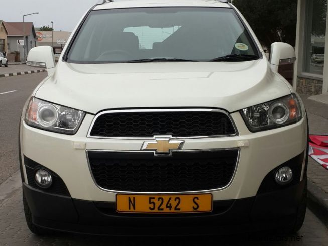 used chevrolet captiva 2 4 awd 2012 captiva 2 4 awd for. Black Bedroom Furniture Sets. Home Design Ideas