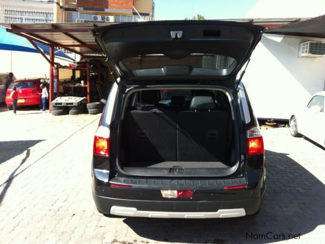 Used Chevrolet Orlando 2012 Orlando For Sale Windhoek