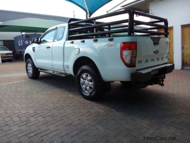 Ford Ranger 3.2 XLT X-Cab 4x4 in Namibia