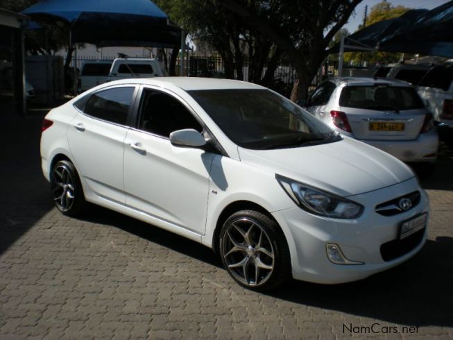 Used Hyundai Accent 1 6 Gls 2012 Accent 1 6 Gls For Sale