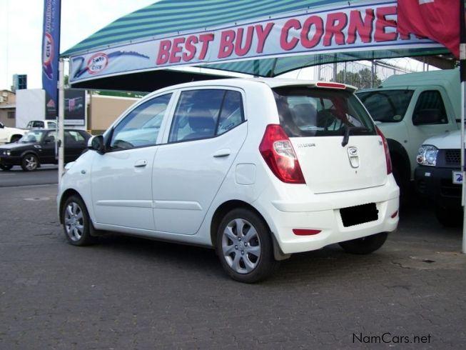Used Hyundai I10 2012 I10 For Sale Windhoek Hyundai