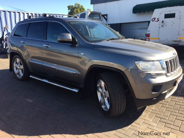 used jeep grand cherokee 5 7 v8 overland 2012 grand cherokee 5 7 v8 overland for sale. Black Bedroom Furniture Sets. Home Design Ideas