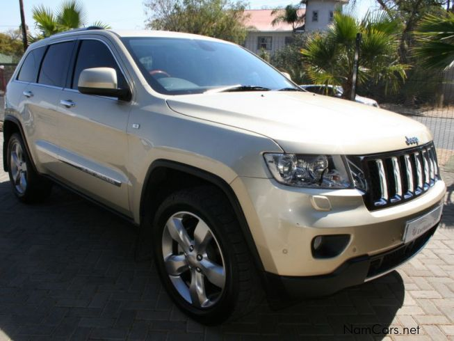 used jeep grand cherokee crd 3 0 v6 o  land