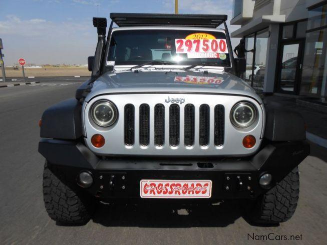 Used Jeep Wrangler 3.6 Unlimited Rubicon | 2012 Wrangler 3 ...