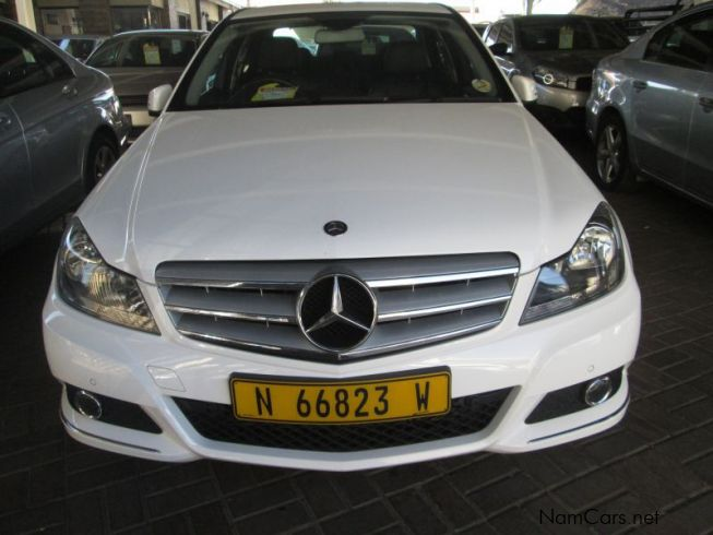 used mercedes benz c 200 avantgarde 2012 c 200 avantgarde for sale windhoek mercedes benz c. Black Bedroom Furniture Sets. Home Design Ideas