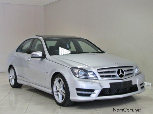 Used Mercedes Benz C 200 Kompressor 2012 C 200