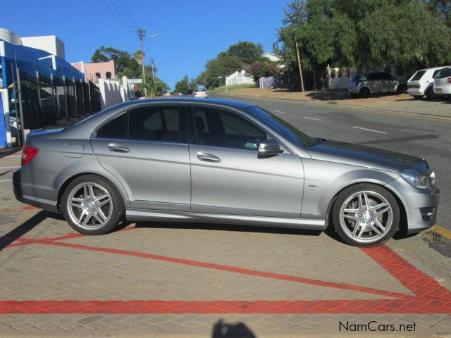 Used Mercedes Benz C Class 2012 C Class For Sale