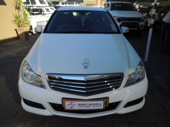 Used mercedes benz c200 2012 c200 for sale windhoek for Used mercedes benz net