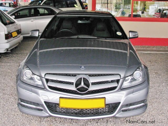 Used mercedes benz c250 2012 c250 for sale windhoek for Mercedes benz c250 maintenance cost