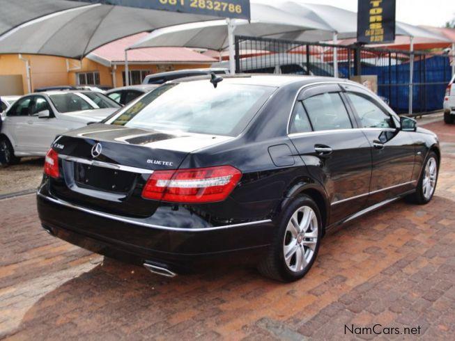Used mercedes benz e350 bluetec 2012 e350 bluetec for for Mercedes benz e 350 2012