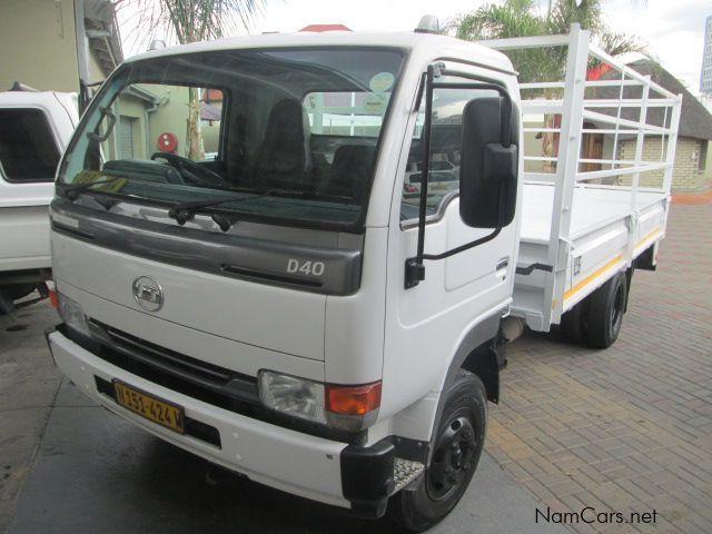 used nissan ud 40 truck 3 5 tun 2012 ud 40 truck 3 5 tun for sale windhoek nissan ud 40. Black Bedroom Furniture Sets. Home Design Ideas