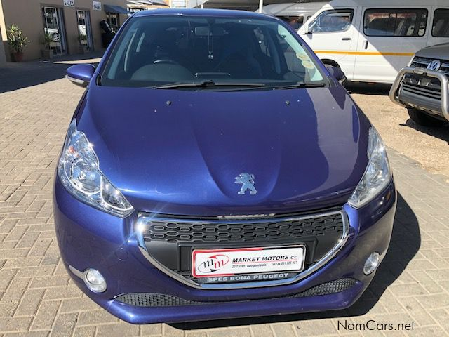 Peugeot 208 1.2 VTI Access in Namibia
