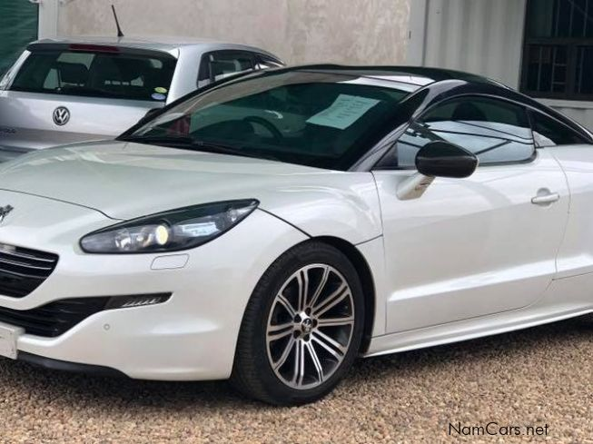 Peugeot RCZ 1.6 Turbo Coupe in Namibia