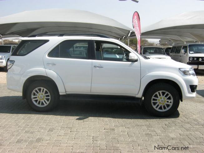Used Toyota Fortuner 2 5 D4d Rb 2012 Fortuner 2 5 D4d Rb For Sale Windhoek Toyota Fortuner 2