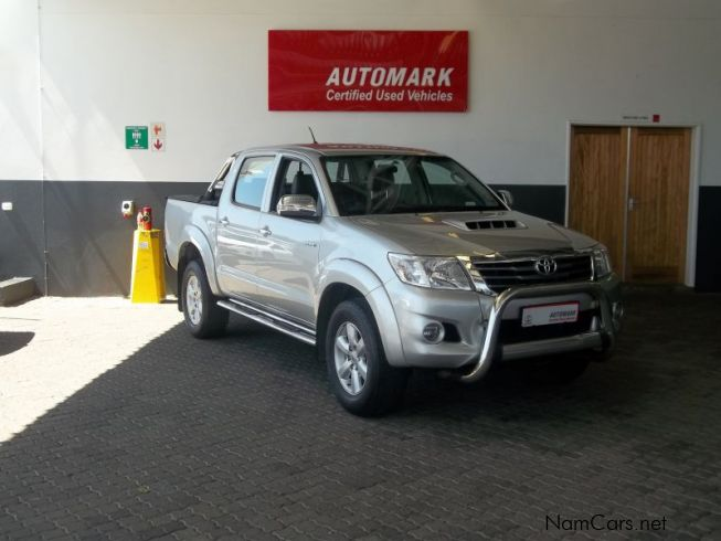 Used Toyota HILUX HERITAGE | 2012 HILUX HERITAGE for sale | Windhoek