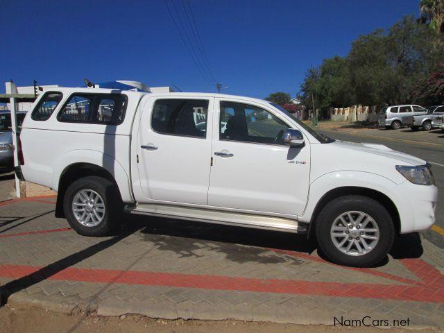 Used Toyota Hilux D4D | 2012 Hilux D4D for sale | Windhoek Toyota Hilux D4D sales ...