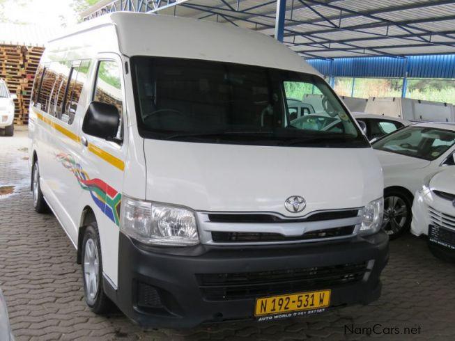 Used Toyota QUANTUM 2.5 D4D 16 SEATER | 2012 QUANTUM 2.5 ...