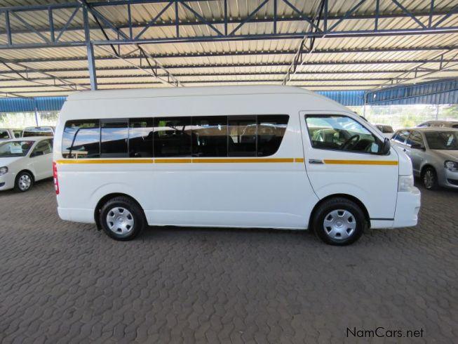 Used Toyota QUANTUM 2.5 D4D GL 14 SEATER | 2012 QUANTUM 2 ...