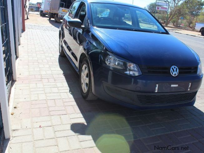 Used volkswagen polo 1 6 trendline 5dr 2012 polo 1 6 for Polo 7 interieur trendline